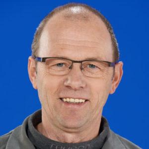 Ausbilder Norbert Benz bei Leyendecker - HolzLand in Trier