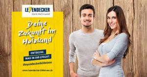 Ausbildung bei Leyendecker - Dein Holzland in Trier