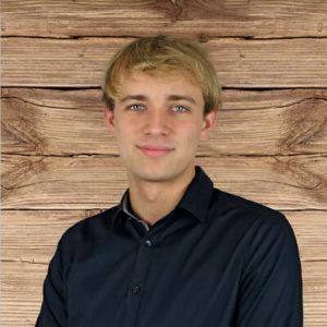 Niklas Wranik - Auszubildender bei Leyendecker - HolzLand in Trier