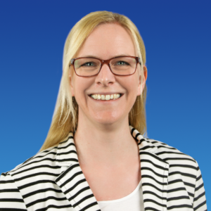 Ausbildungsleiterin Anke Kießling bei Leyendecker - HolzLand in Trier