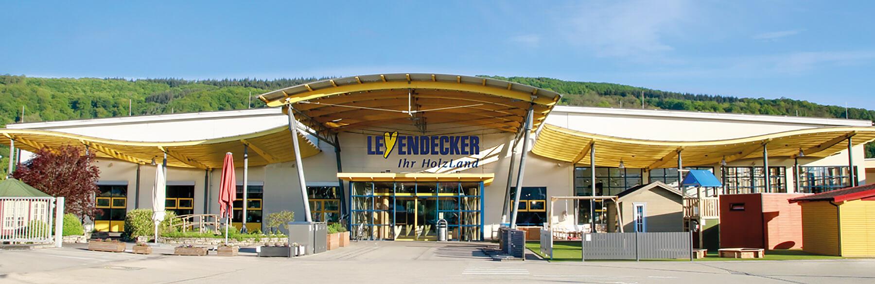 Leyendecker Holzland in Trier