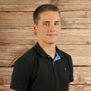Lucas Valerius - Aktuelle Auszubildende bei Leyendecker HolzLand in Trier