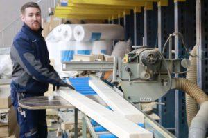 Ausbildung zum Holzmechaniker bei Leyendecker in Trier