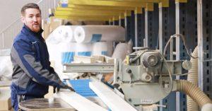 Ausbildung zum Holzmechaniker (m/w/d) im Leyendecker - HolzLand in Trier